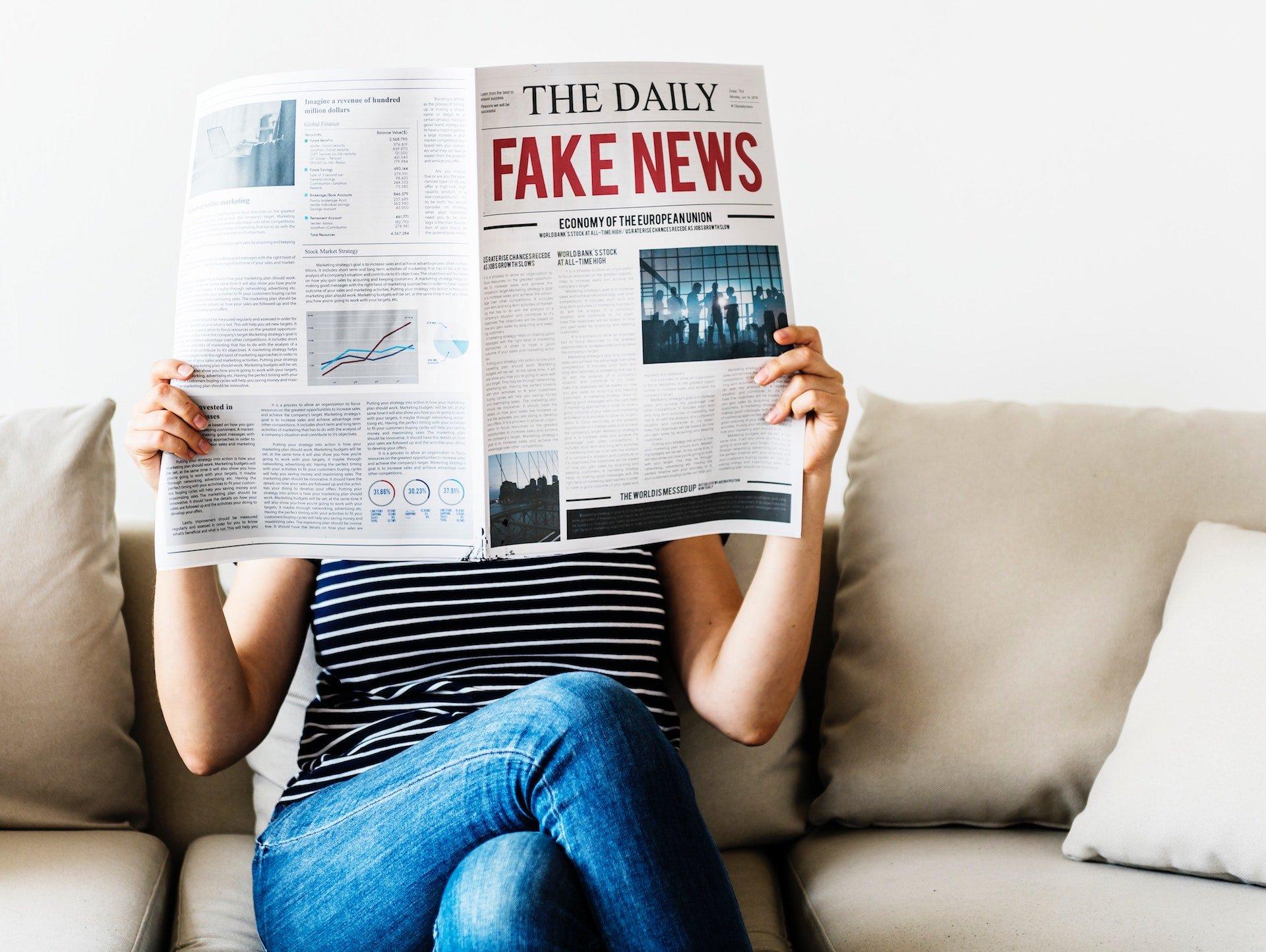 Facebook elimina páginas y cuentas de fake news
